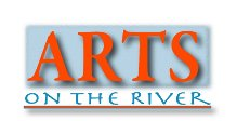 arts on the river logo